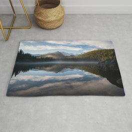 Bear Lake - Rocky Mountain National Park Rug