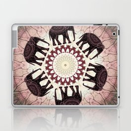 Boho Elephants Laptop & iPad Skin