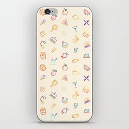 Kitchen iPhone Skin