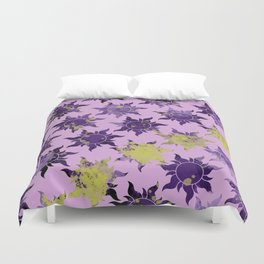 and at last I see the light Duvet Cover