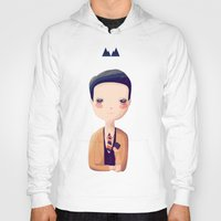 dale cooper Hoodies featuring Dale by Nan Lawson