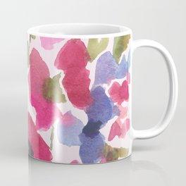 Monet's Rose Garden Coffee Mug