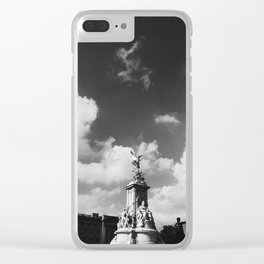 Buckingham Clear iPhone Case