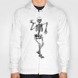 Skeleton Happy Dancing Hoody