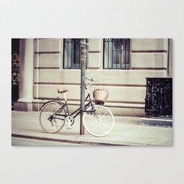 NYC Bike Canvas Print