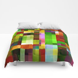 squares and rectangles -101- Comforters