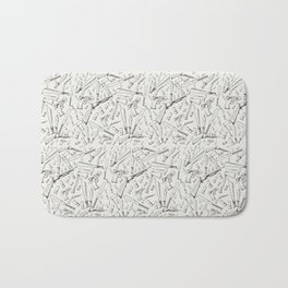 Apocalyptic Weapons  Bath Mat