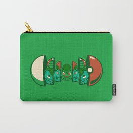 Poketryoshka - Grass Type Carry-All Pouch