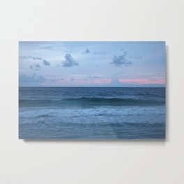 Florida Coast Metal Print