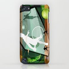 Tennis iPod touch Slim Case