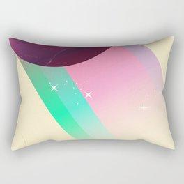 Space The Final Frontier, Rectangular Pillow