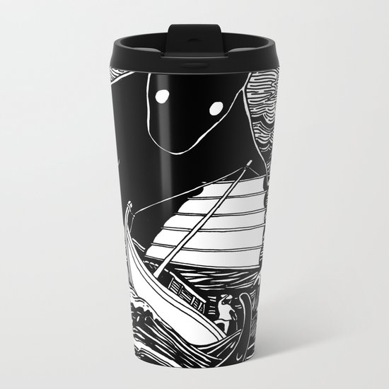 Umibōzu 海坊主 Metal Travel Mug