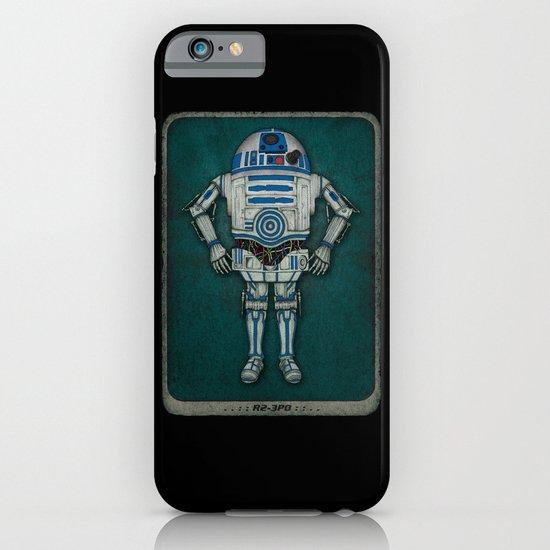 R2 3PO iPhone & iPod Case