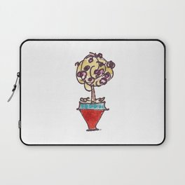 topiary tree by cocoblue Laptop Sleeve