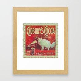 Cadburys Cocoa Framed Art Print