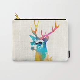 Sunny Stag Carry-All Pouch
