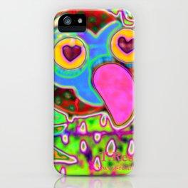 Funny Bird iPhone Case