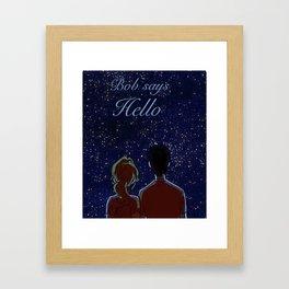Percy Jackson - Bob Framed Art Print