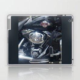 Harley Electra-Glide Laptop & iPad Skin