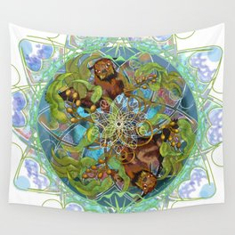 Kelp Forest Wall Tapestry