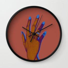 Meu precioso - Colorway 3 Wall Clock