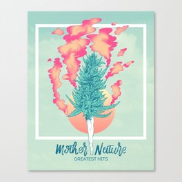 Gift of Mother Nature Canvas Print