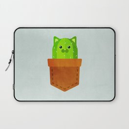 Catus in a pocket Laptop Sleeve