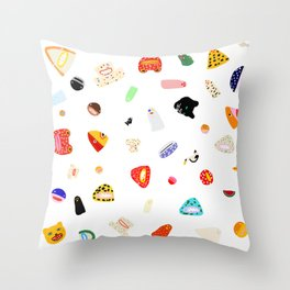I got an idea Throw Pillow