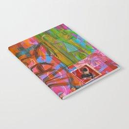 Kitty Castle Notebook