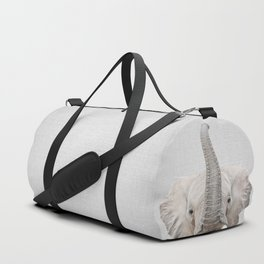 Elephant 2 - Colorful Duffle Bag
