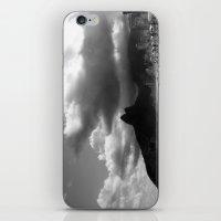 rio de janeiro iPhone & iPod Skins featuring High Rio de Janeiro by Bob Pestana