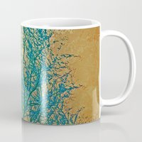 breaking Mugs featuring Weather Breaking by Anne Millbrooke