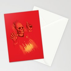 He's Dead Jim Stationery Cards