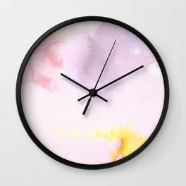 The Divine Lemon Wall Clock