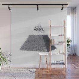 Illuminati Wall Mural