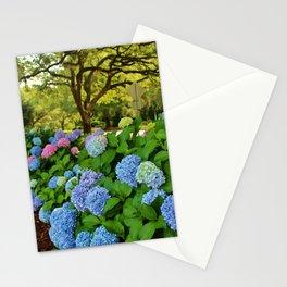 Colorful Pom-Poms Stationery Cards