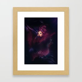 The Cocoon Framed Art Print