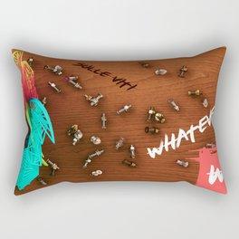 sulle viti Rectangular Pillow