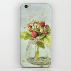 tiny berries iPhone & iPod Skin