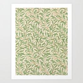 Willow Bough Art Print