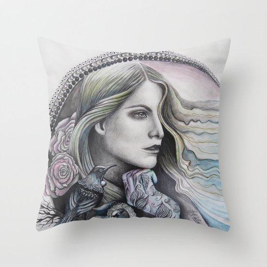 FELICITY Throw Pillow