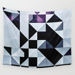 qyxt pixel Wall Tapestry