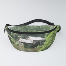 Picturesque Marby Mill Fanny Pack
