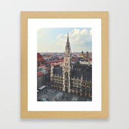 Glockenspiel Framed Art Print