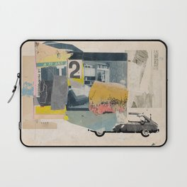 Car is over Laptop Sleeve