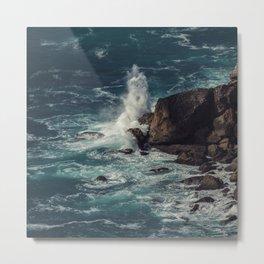 Blue ocean IV Metal Print