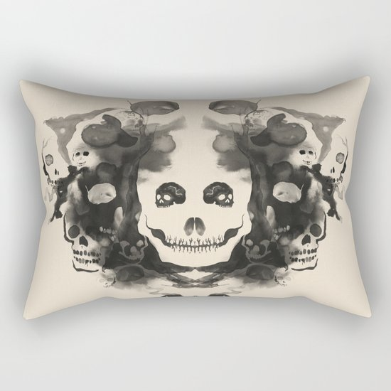 I See Everything Rectangular Pillow