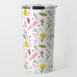 Australian Botanical Travel Mug
