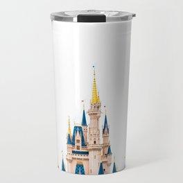 Cinderella Castle Travel Mug