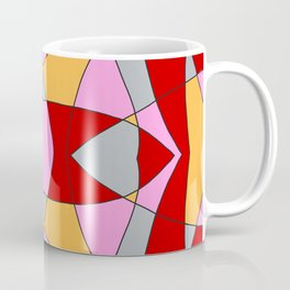Abstract Church Window Coffee Mug